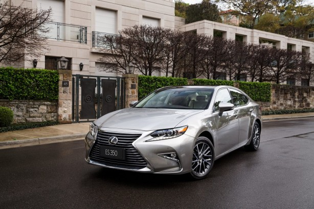 2015 Lexus ES 350 Sports Luxury