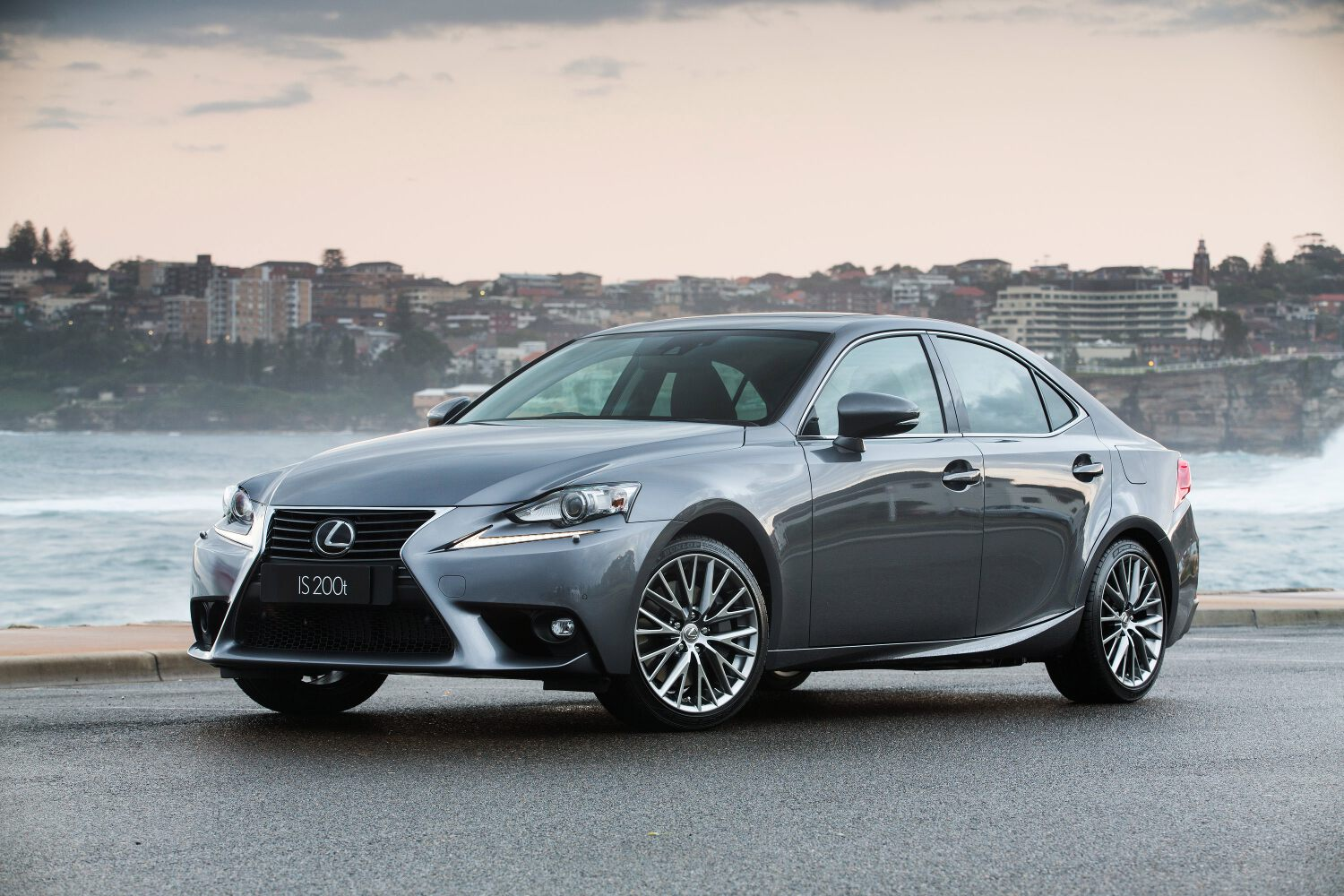 turbo powered lexus is 200t arrives down under. Black Bedroom Furniture Sets. Home Design Ideas