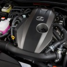 2015 Lexus IS 200t 2.0-litre turbo charged engine