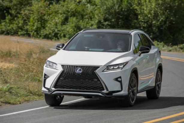 2016_Lexus_RX_350_F_Sport_front
