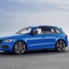 Audi SQ5 TDI plus front quarter-1