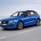 Audi SQ5 TDI plus front quarter