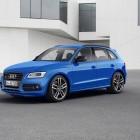 Audi SQ5 TDI plus front quarter-3