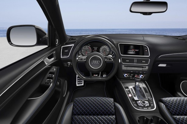 Audi SQ5 TDI plus interior-1