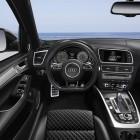 Audi SQ5 TDI plus interior