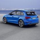 Audi SQ5 TDI plus rear quarter