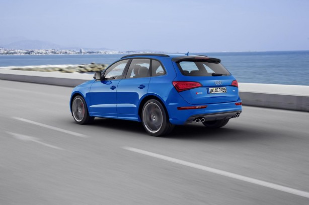 Audi SQ5 TDI plus rear quarter-2