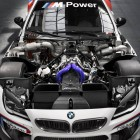 BMW M6 GT3 engine