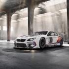 BMW M6 GT3 front quarter