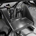 BMW M6 GT3 pedals