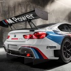 BMW M6 GT3 rear quarter-1