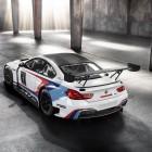 BMW M6 GT3 rear quarter