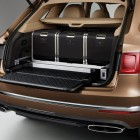 Bentley Bentayga luggage space