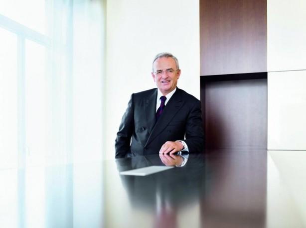 Dr Martin Winterkorn