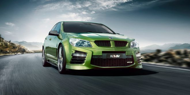Limited Edition HSV GTS-R to be called W1. Only 250 units