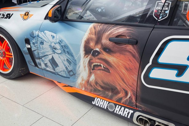 Holden Racing Team Star Wars livery-1