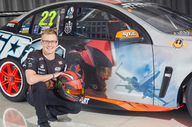 Holden Racing Team Star Wars livery-2