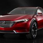 Mazda Koeru front