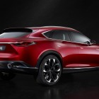 Mazda Koeru rear quarter