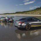 Mercedes-AMG C63 Coupe DTM and C63 S Coupe Edition 1 side