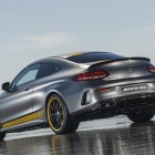 Mercedes-AMG C63 S Coupe Edition 1 rear quarter
