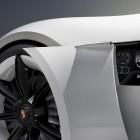 Porsche Mission E concept carbon wheel