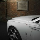 Rolls-Royce Wraith - History of Rugby coach line