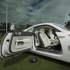 Rolls-Royce Wraith - History of Rugby interior