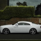 Rolls-Royce Wraith - History of Rugby side