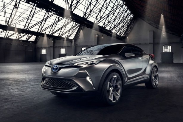 Toyota C-HR_Concept_06_Sept 2015 front