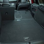 Volkswagen Golf Alltrack boot space