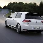 Volkswagen Golf GTI Clubsport rear quarter-1