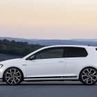 Volkswagen Golf GTI Clubsport side
