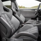Volkswagen Golf GTI Clubsport sports seats