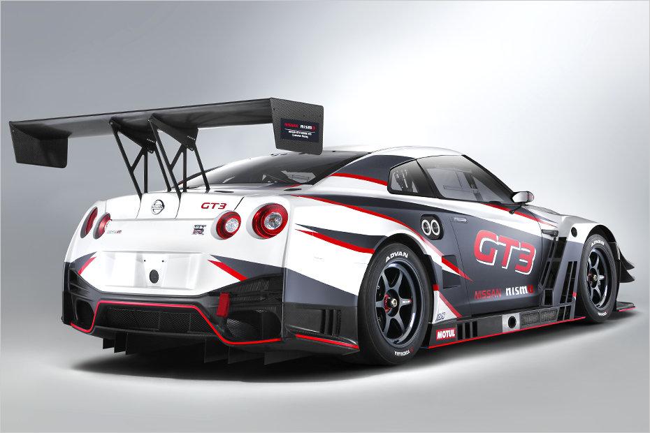 Sharper and lighter for 2016 Nissan GT-R Nismo GT3 ...