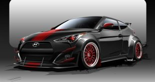 Blood Type Racing Veloster Turbo