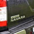 2015 Nissan NP300 Navara badge