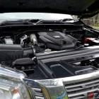 2015 Nissan NP300 Navara diesel engine