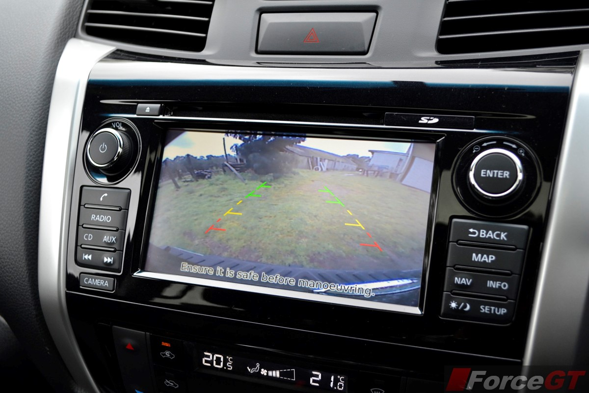 2015 Nissan Np300 Navara Reverse Camera Forcegt Com