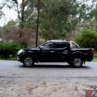 2015 Nissan NP300 Navara side motion