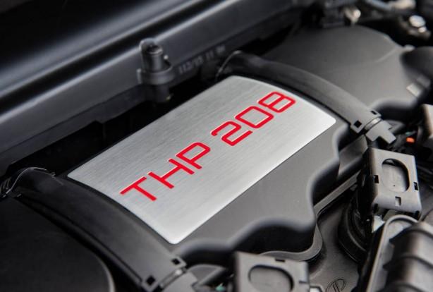 2015 Peugeot 208 engine