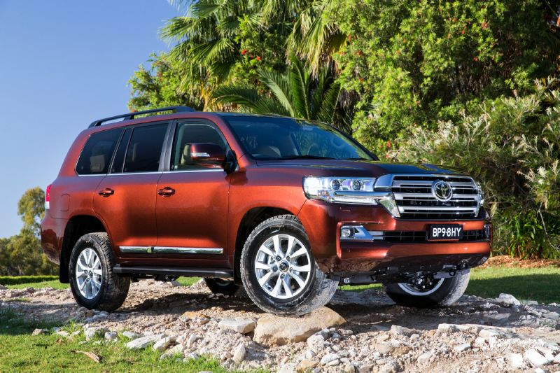 Toyota Cars 2016 Toyota Landcruiser 200 Series Pricing