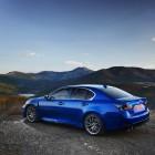 2016-Lexus-GS-F-Blue-Side-23
