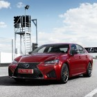2016-Lexus-GS-F-Red-Front-25