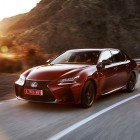 2016-Lexus-GS-F-Red-Front-26