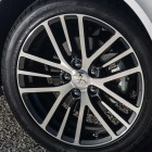 2016 Mitsubishi Lancer alloy wheel