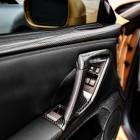 ADV 1 Carbon Gold Nissan GT-R carbon door trim-1
