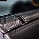 ADV 1 Carbon Gold Nissan GT-R carbon door trim
