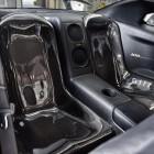 ADV 1 Carbon Gold Nissan GT-R carbon rear seats