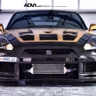 ADV 1 Carbon Gold Nissan GT-R front